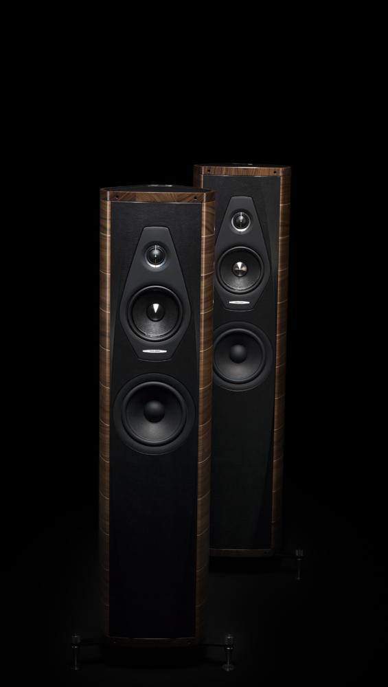 sonus faber olympica ii sound academy. Black Bedroom Furniture Sets. Home Design Ideas